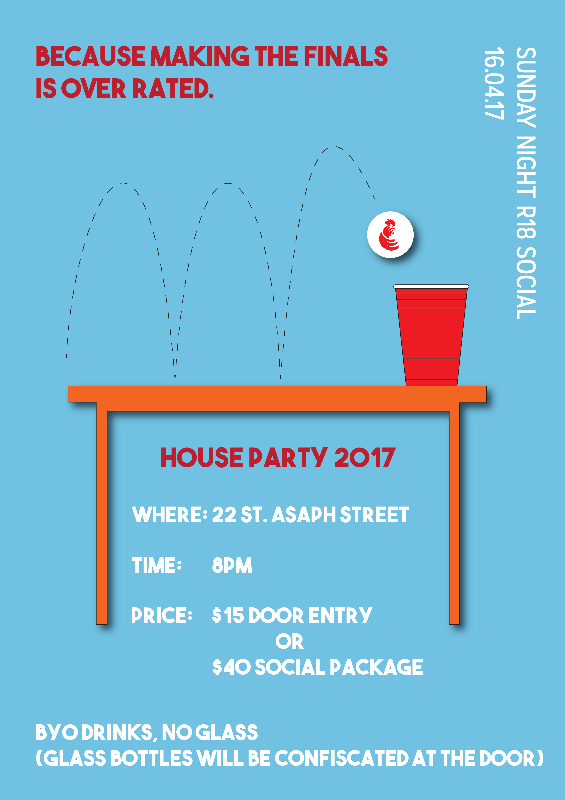 Sunday House Party4