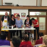 POPULAR ASIAN FOOD DEMONSTRATION and TASTING